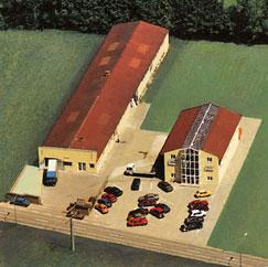 Firmengelände 1988