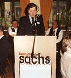 Herr Oscar Sachs